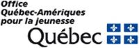 Logo of Office Québec-Amériques pour la jeunesse (OQAJ)