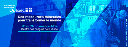 Québec Mines 2014